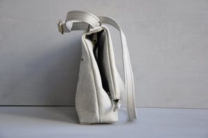 Flip Top Bag ( Light Grey )