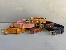 Load image into Gallery viewer, Womens leather belt