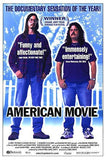 SIGNED American Movie Poster  (40x27)