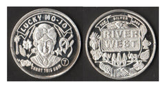 Riverwest 1 oz. .999 Silver Coin