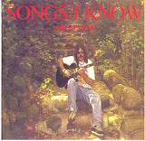 """Songs I Know"" CD (signed)"