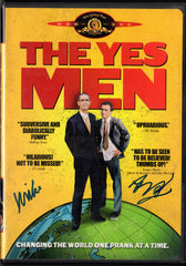 The Yes Men DVD (signed)