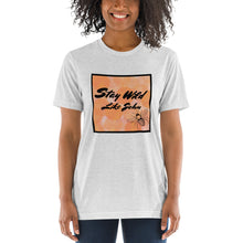 Stay Wild Short sleeve t-shirt