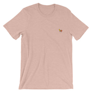 Alpaca Embroidered T-Shirt