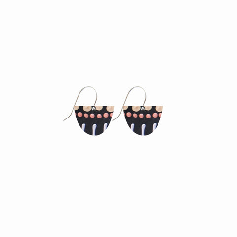 Moe Moe with Miimi & Jiinda Bell Drop Earring