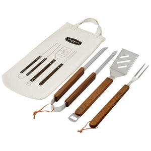 BBQ Tool Set (3 piece) in Bag
