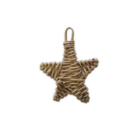 Woven Star Decoration