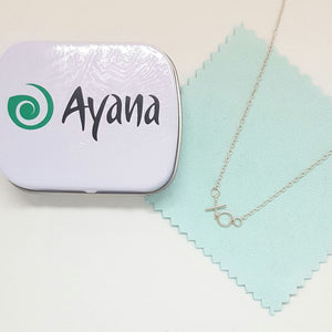 Ayana XO Necklace