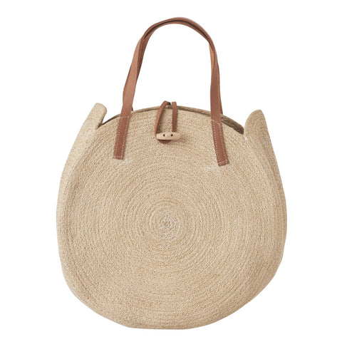 Farley Round Tote Bag
