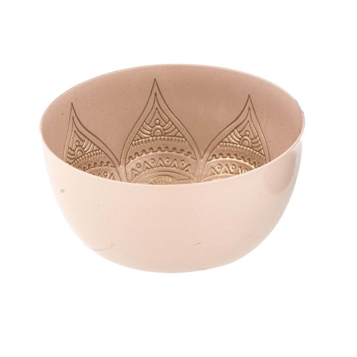 Mercier Gold Trim Trinket Bowl