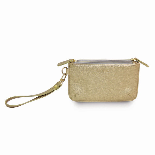 Tonic Luxe Pouch with Strap