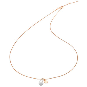 Liberte Aria 2 Tone Necklace