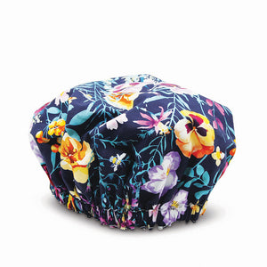 Tonic Evening Bloom Shower Cap