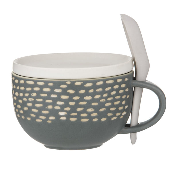 Idyll 3 Piece Soup Set