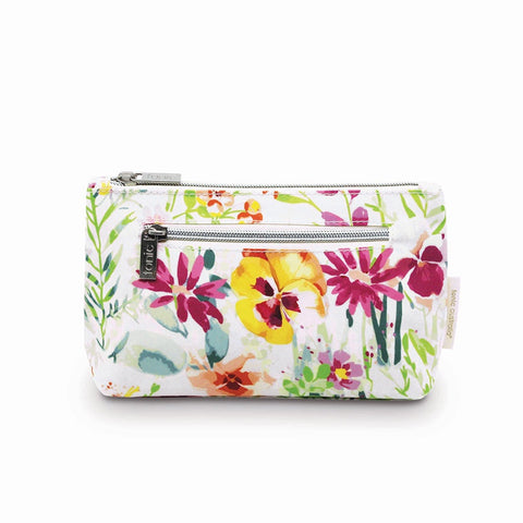 Tonic Morning Bloom Small Cosmetic Bag