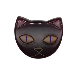 Quirky Cat Brooch