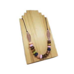Wooden Necklace Stand - Large