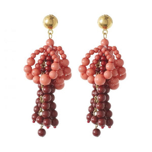 Esha Beaded Bell Earring