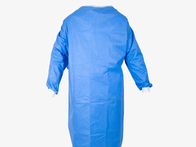 CPE ISOLATION GOWN (50 Piece)