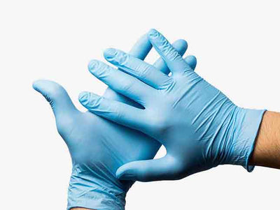 Nitrile Examination Gloves (500 Gloves)