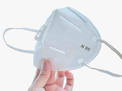 Medical N95 MASK 250 PCS