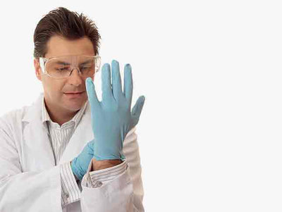 Nitrile Examination Gloves (1000 Gloves)