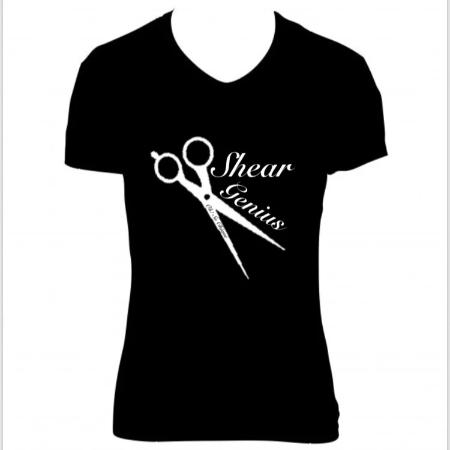 Ladies Sheer Genius Tee