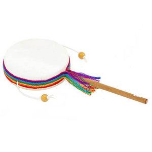 Medium Damasas Spinner - Jamtown World Instruments - Simply Handmade