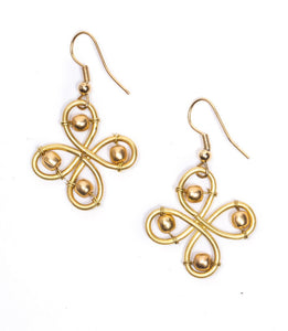 Banyan Blossom Earrings - Matr Boomie (Jewelry) - Simply Handmade