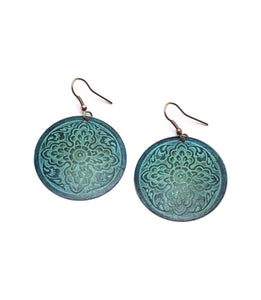 Devika Earrings - Matr Boomie (Jewelry) - Simply Handmade