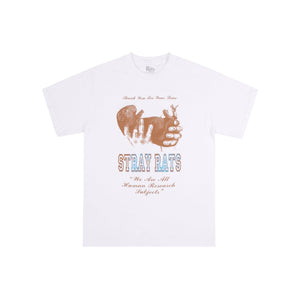 Human Research Tee (White)