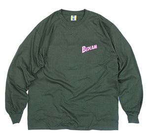 Planet Long Sleeve (Forest Green)