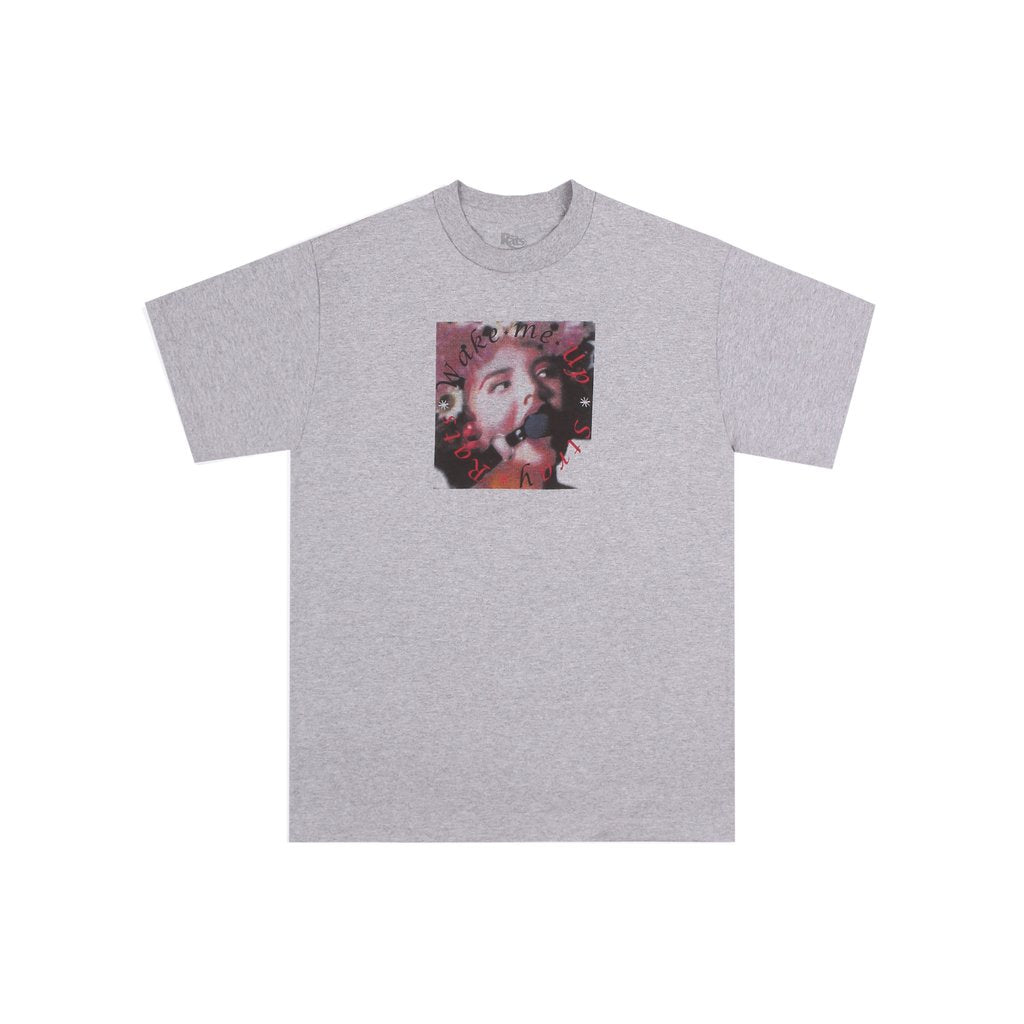 Wake Me Up Tee (Grey)