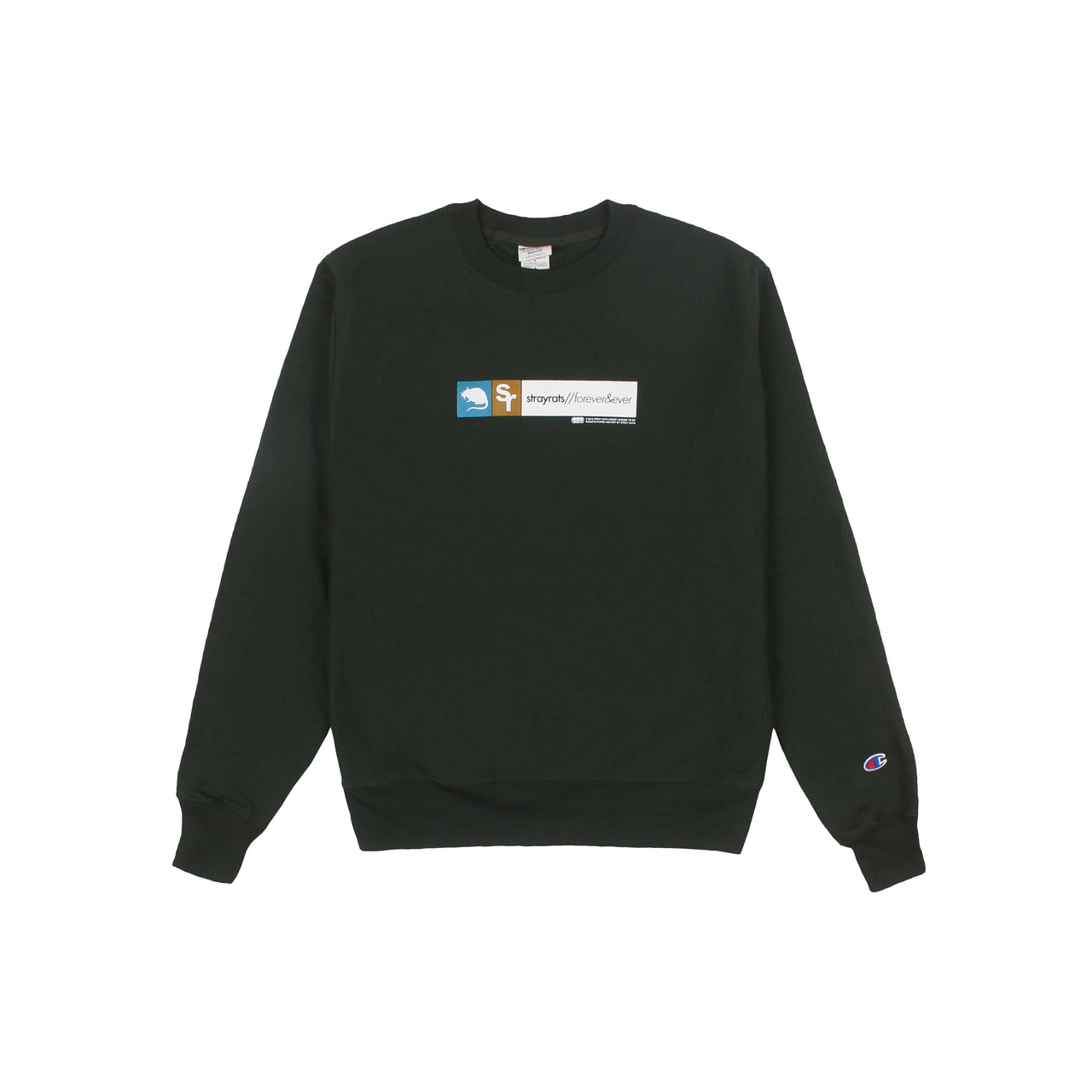 Forever & Ever Crewneck (Green)