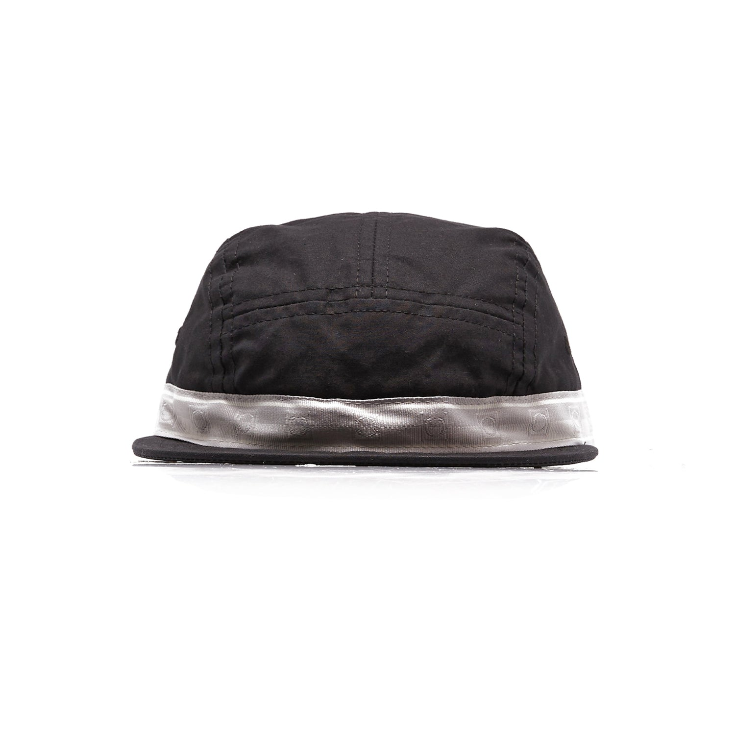 Five Panel Cap - Black