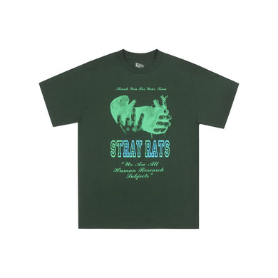 Human Research Tee (Green)