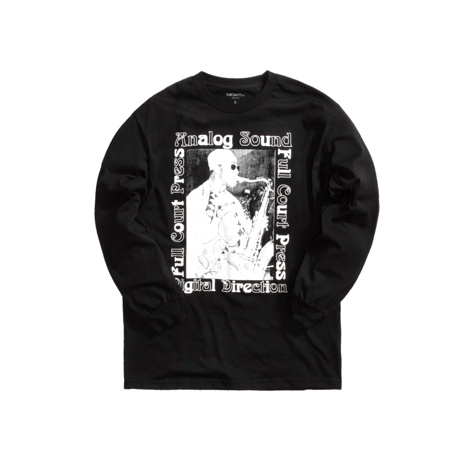 Analog Longsleeve (Black)