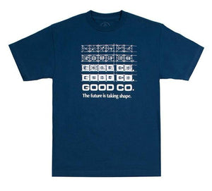 Blueprint Tee (Harbor)