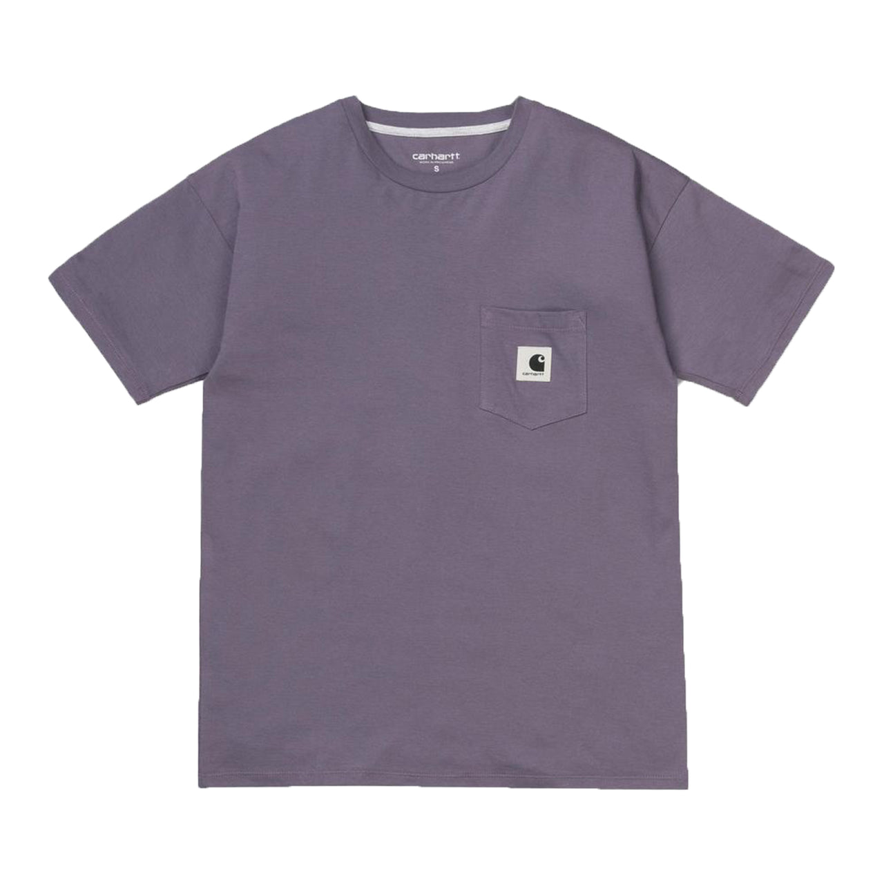 Women's Carrie Pocket T-Shirt (Decent Purple)