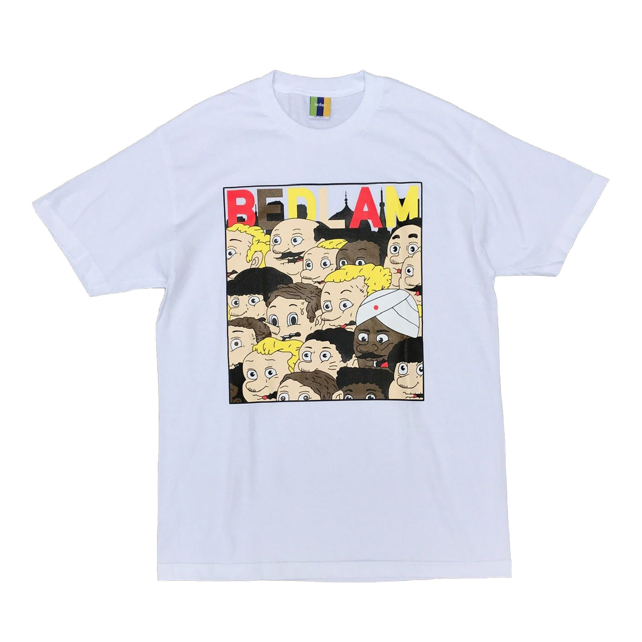 City Play Tee (White)