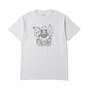 Clown Tee (White)