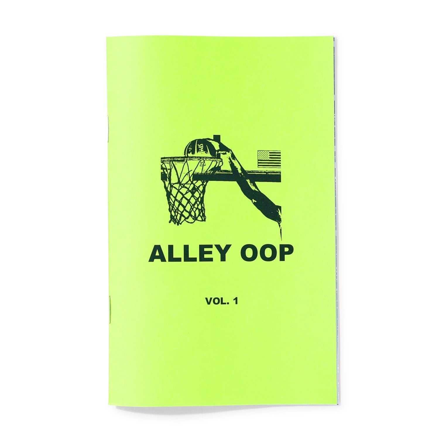 Alley Oop Zine Vol.1