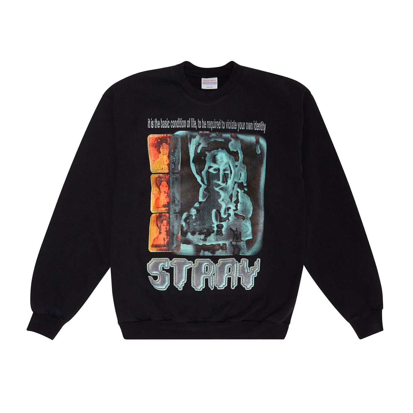 Identity Sweatshirt (Black)