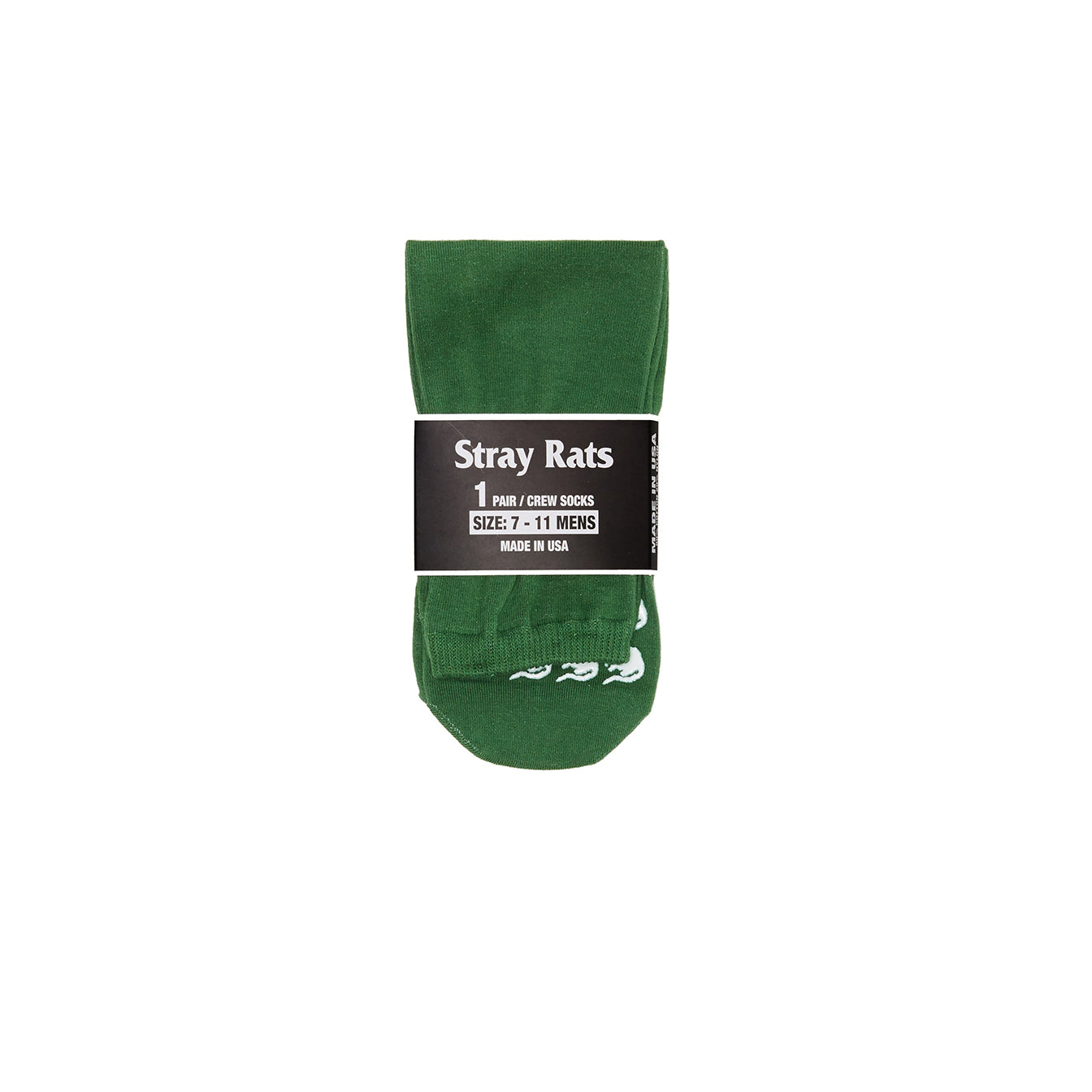 Wonky Fall Prevention Socks (Green)