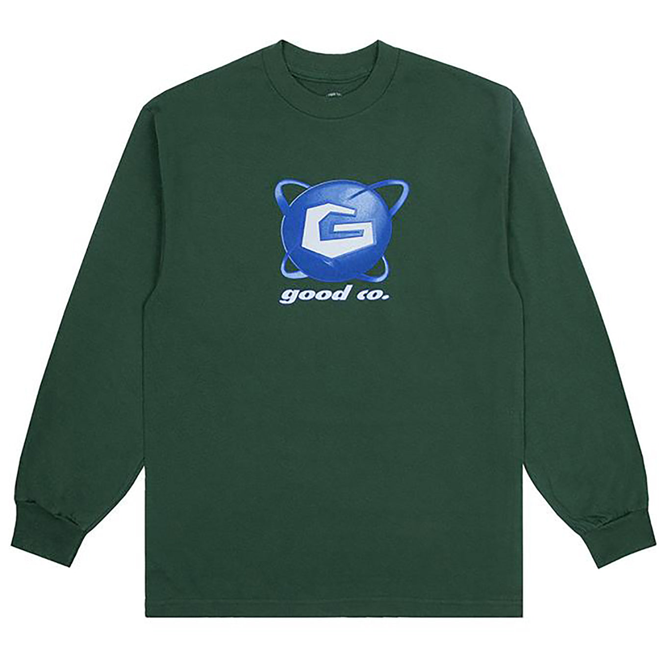 Galaxy Longsleeve (Forest Green)