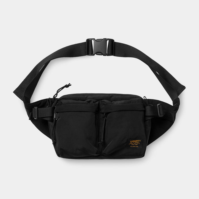 Military Hip Bag (Black)