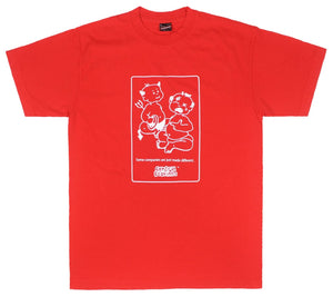 Built Different Tee (Red)