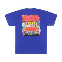 Load image into Gallery viewer, Big Break Tee (Royal)