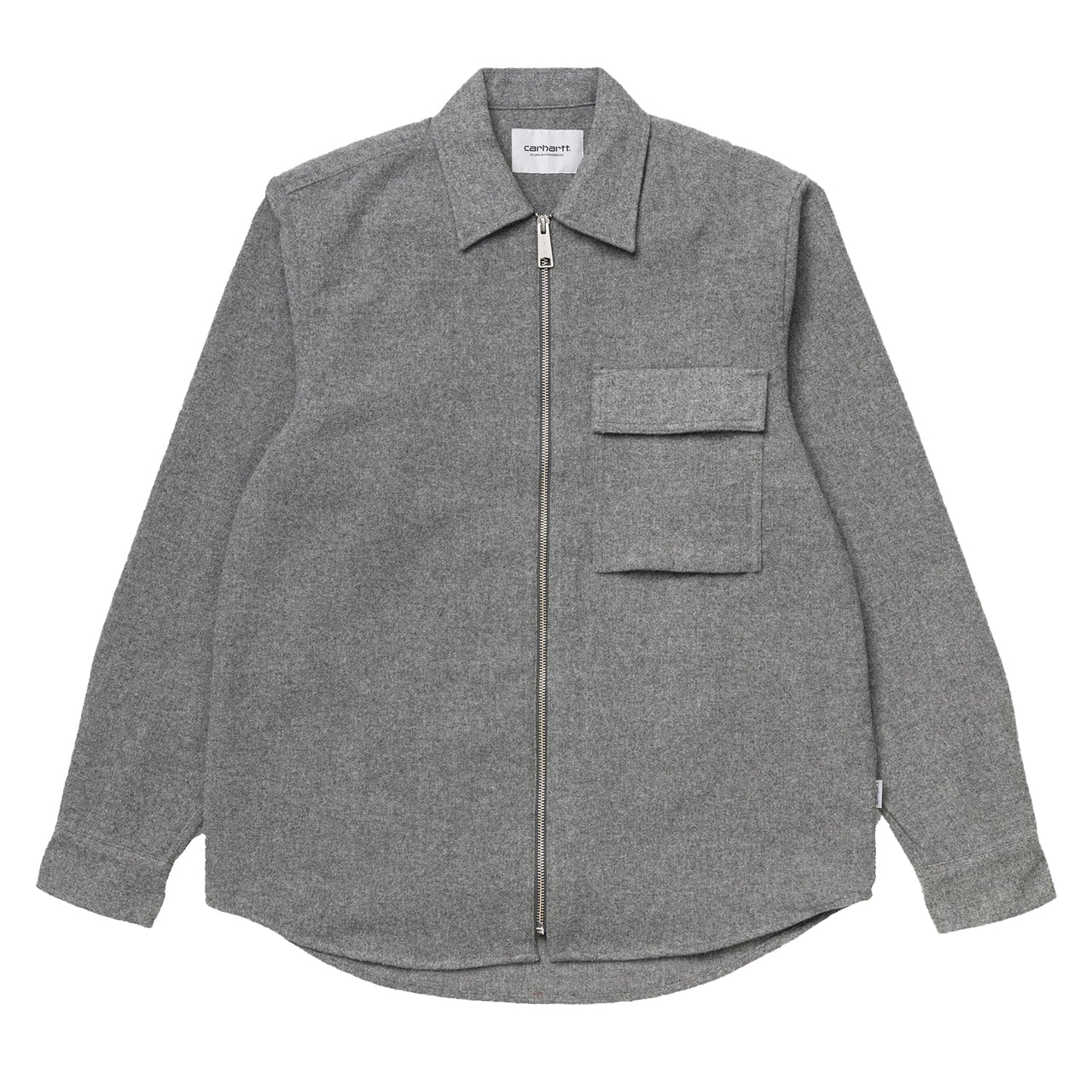 Oscar Shirt (Dark Grey Heather)