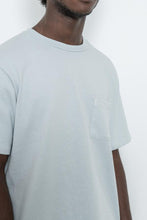 Load image into Gallery viewer, SS Pocket Tee - Ice Grey